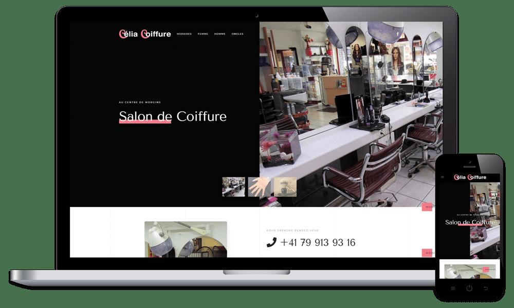 création site vitrine artisan entreprise restaurant restaurateur